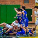 JV Boys Basketball vs HH Dow 1/30/2020