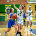 JV Girls Basketball vs HH Dow 1/30/20