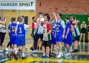 Unified Basketball vs HH Dow 1/31/20