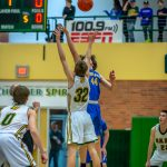Varsity Boys Basketball vs. HH Dow 1/31/20