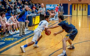 Boys Varsity Basketball vs Mt. Pleasant 2/4/20