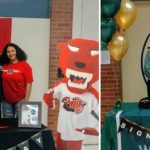 Two Chemics sign NLI for football