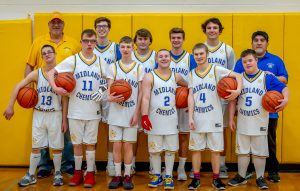 Unified Basketball vs Carman-Ainsworth 2/7/20