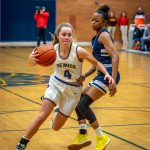 Varsity Girls Basketball vs Arthur Hill 2/7/20