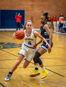Varsity Girls Basketball vs Arthur Hill 2/7/20