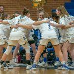 Varsity Girls Basketball vs John Glenn 2/13/20