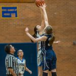 JV Girls Basketball vs John Glenn 2/13/20
