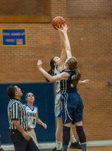 JV Girls Basketball vs John Glenn 2/13/20