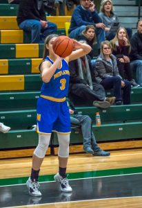 Varsity Girls Basketball Districts vs BCW 3/4/20