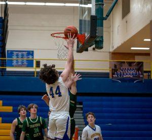 Varsity Boys Basketball vs TCW 3/6/20