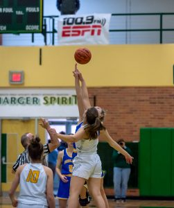 Varsity Girls Basketball vs. HH Dow 3/6/20