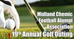 Football Alumni Golf Outing = July 17