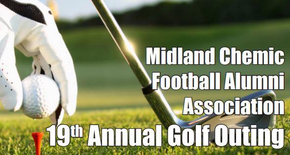 Football Alumni Golf Outing = July 17