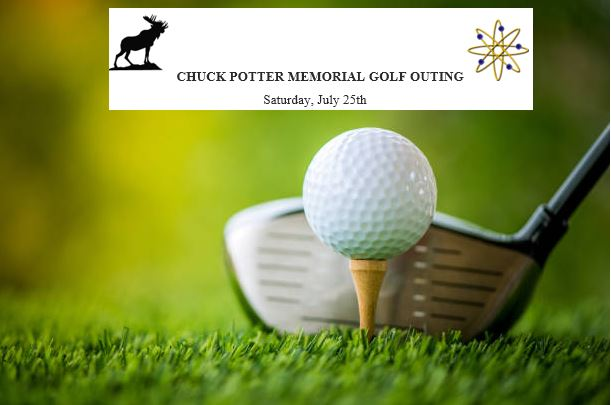 Chuck Potter Golf Outing = July 25