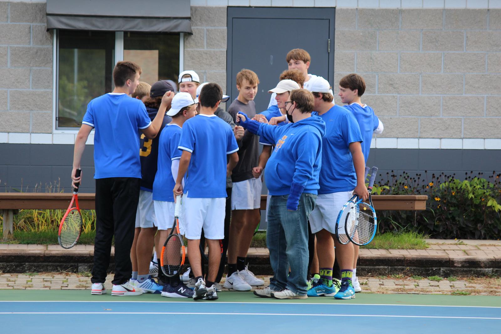 Boys Tennis Regional 10/7/20