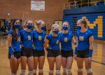 Varsity Volleyball vs Arthur Hill 10/6/20
