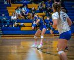 Varsity Volleyball vs. Lapeer 10/20/20