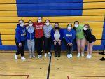 Girls Junior Varsity Competitive Cheer finishes 1st place at 10th Annual Chemic Cheer Challenge