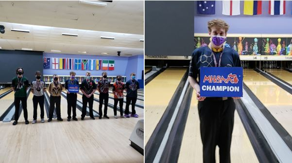 Goergen is Back to Back Bowling Champion