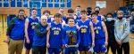 Boys Basketball Wins District