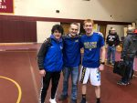 Daniel Berg & Cole Schelb headed to state wrestling