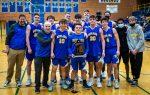 Varsity Boys Basketball District Championship 3/27/21