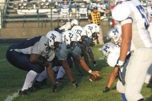 Varsity Football 2011