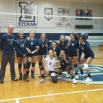 Freshmen Volleyball LEL Champions!