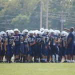 Freshmen Football Defeats Sandusky