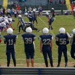 Both Freshmen Football Teams Win