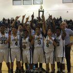 GJW 7th grade boys finish season undefeated!