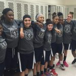 Longfellow 8th grade Lady Titans stay competitive