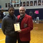 Lorain Sports Hall of Fame recognizes Zion Cross