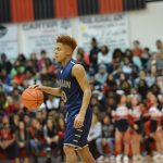Kevin Davis sets school record with six 3s