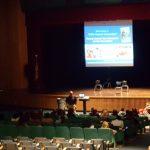 LHS athletes participate in workshop