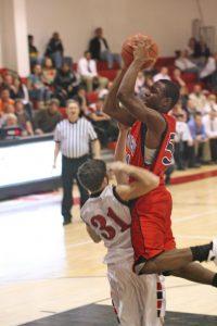 SHS vs Brookside – Boy's Varsity Basketball – Jan. 2008