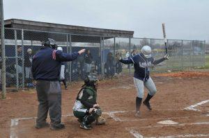 LHS vs Bedford – First LHS Softball Game – 2011