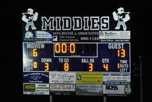 LHS vs Midview – Football – 2010