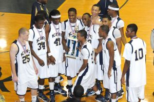 AKHS – Boy's Basketball – Holiday Tournament 2008