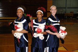 AKHS – Girl's Basketball – Sr. Night & LEL Championship 2009