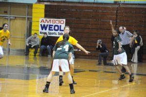 Girl's Basketball – LC All Stars – 2010