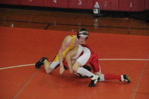 Middle School Wrestling – 2010