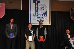 Lorain Sports Hall of Fame – May 2010