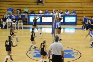 AKHS vs SHS – Volleyball – Oct 2008
