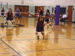 Longfellow vs GJW – 8th Grade Volleyball – 2007