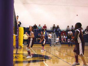 Longfellow vs GJW – 7th Grade Volleyball – 2007