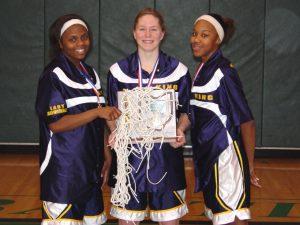 AKHS – Girl's Basketball District Final – 2008