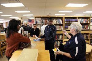 LHS – Sherman Thomas Signing – 2011