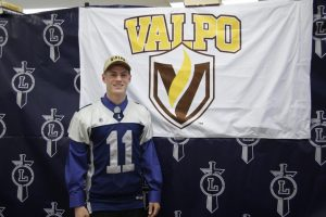 LHS – Pete Rufo Signing – 2011