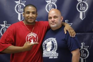 LHS – McNeal & Willis Signing – 2011